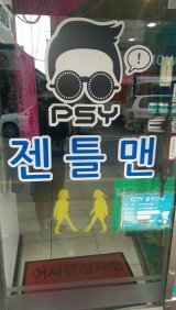 Psy: the one Korean pop guy everyone knows. But, trust me, there's boy bands taken way more seriously.